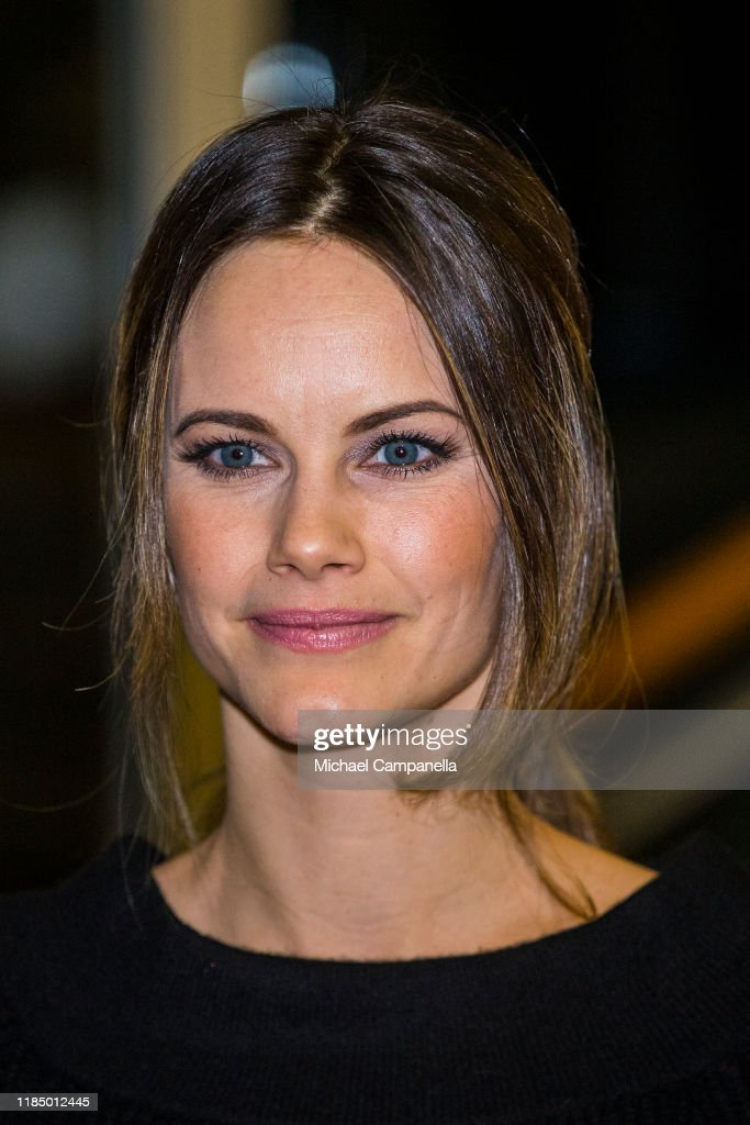 Princess Sofia Of Sweden Attends the National Conference of Youth and Civil Society Issues : News Photo