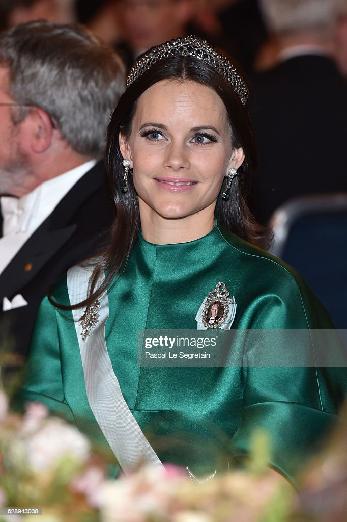 Nobel Prize Banquet 2016, Stockholm : News Photo