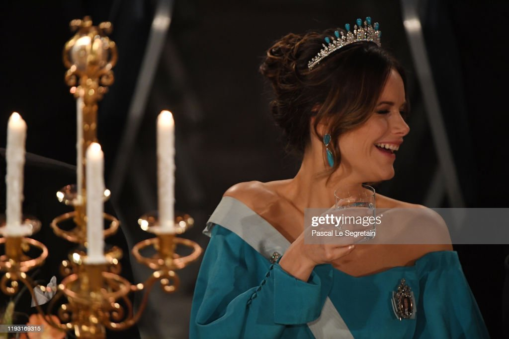 Nobel Prize Banquet 2019 In Stockholm : News Photo