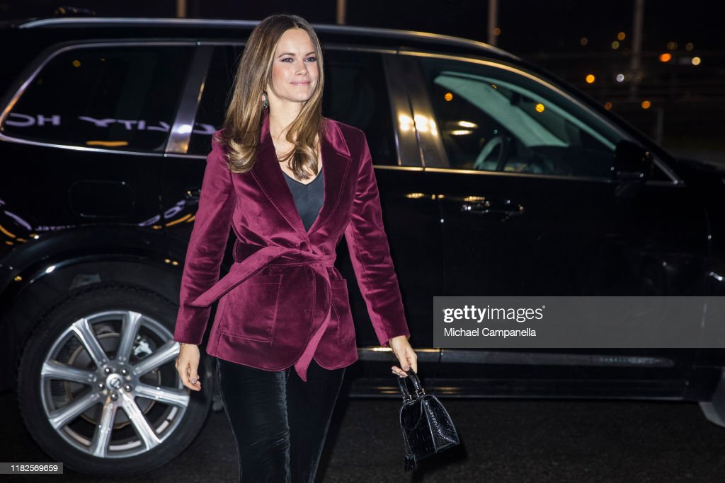 Princess Sofia Of Sweden Attends Save the Children's 100th Anniversary : News Photo