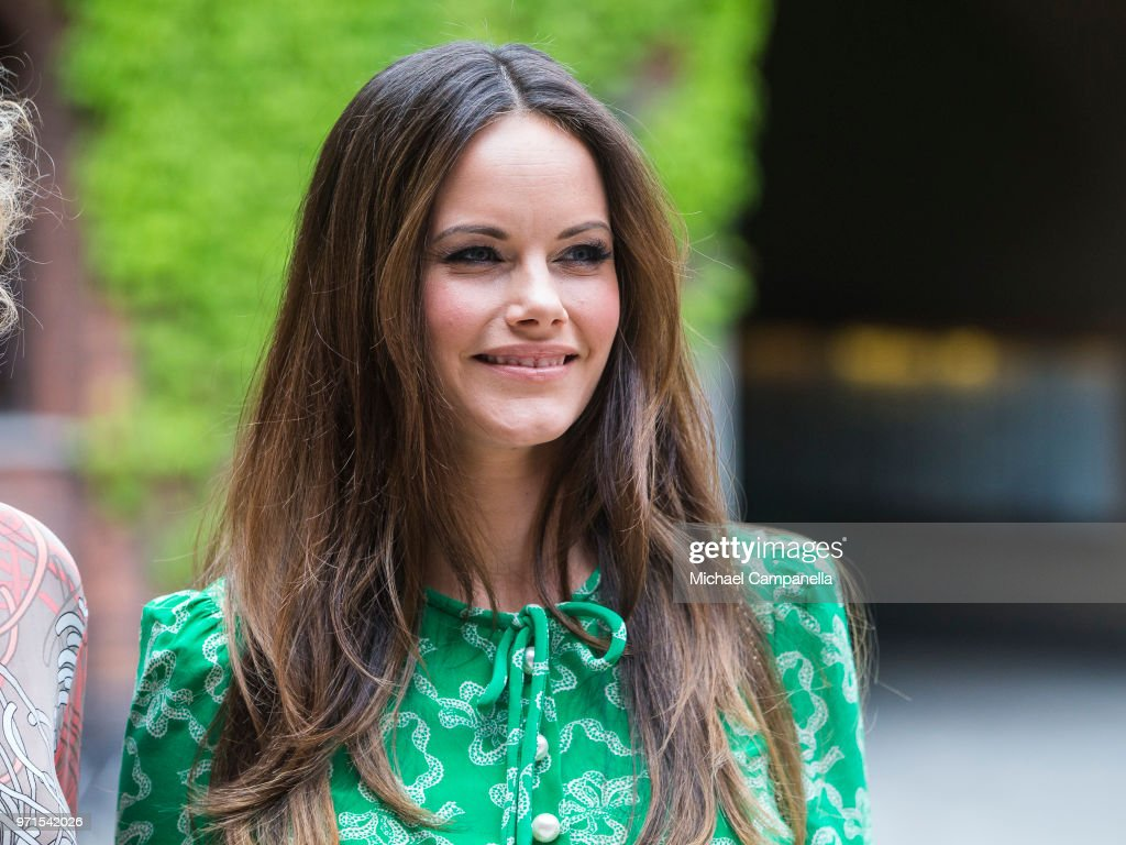 Princess Sofia of Sweden Attends  Sophia's Graduation Ceremony