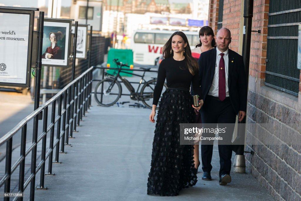 Princess Sofia Of Sweden Attends the UNDP's Spring Gala - A Purposeful Evening : News Photo