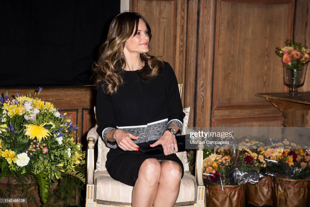 Princess Sofia Of Sweden Attends World's Children's Prize for the Rights of the Child : News Photo