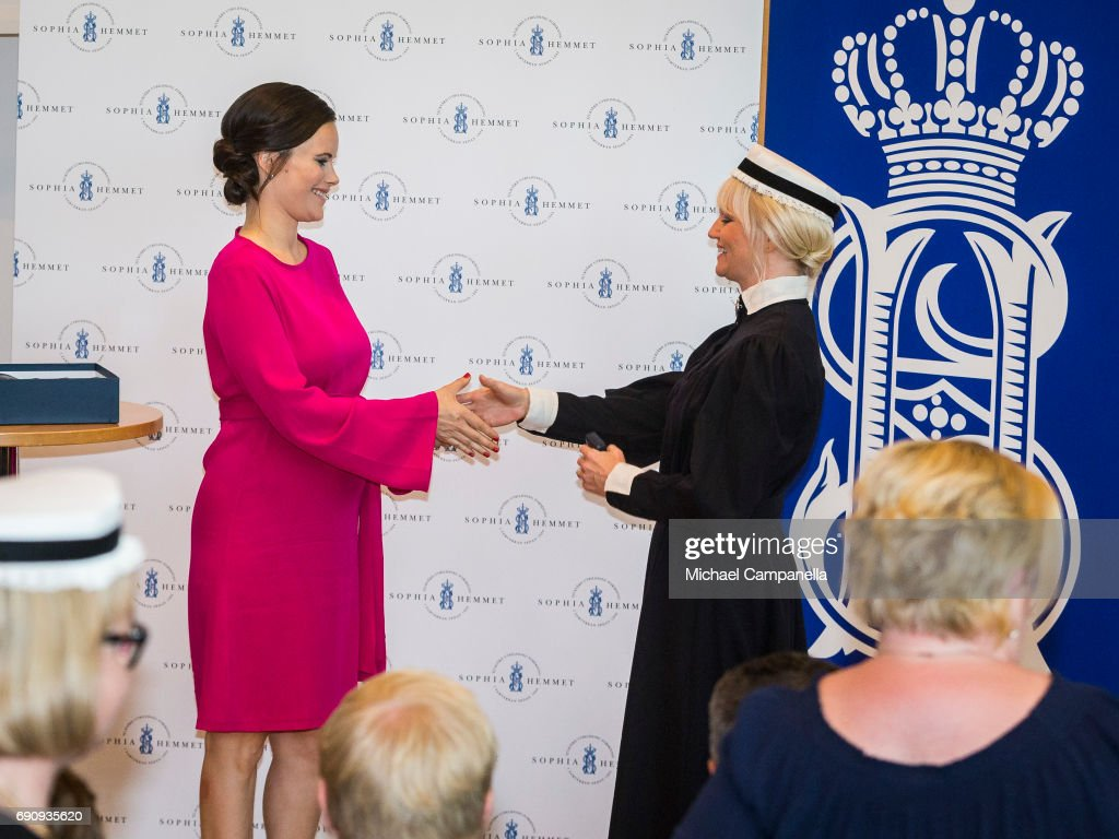 Princess Sofia Of Sweden Attends Sophia Party : News Photo