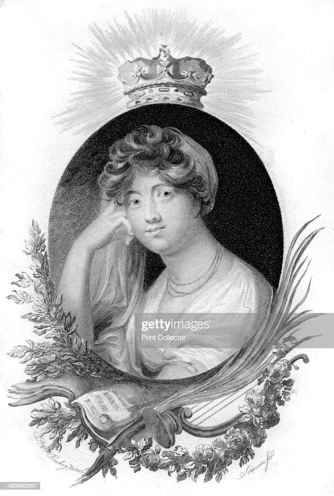 Princess Sophia of Gloucester. Artist: Scriven : News Photo