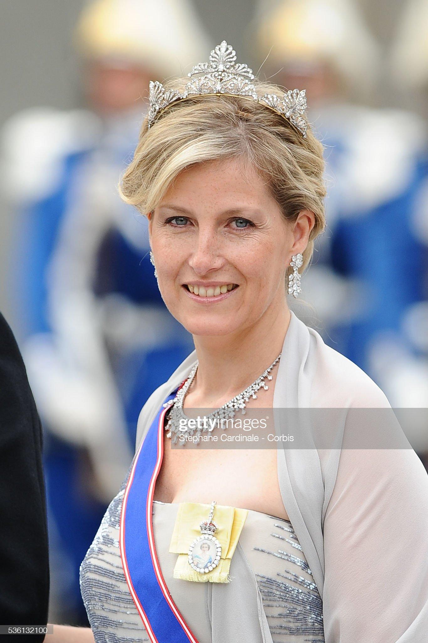Sweden - Royalty - Wedding of Crown Princess Victoria & Daniel Westling : News Photo