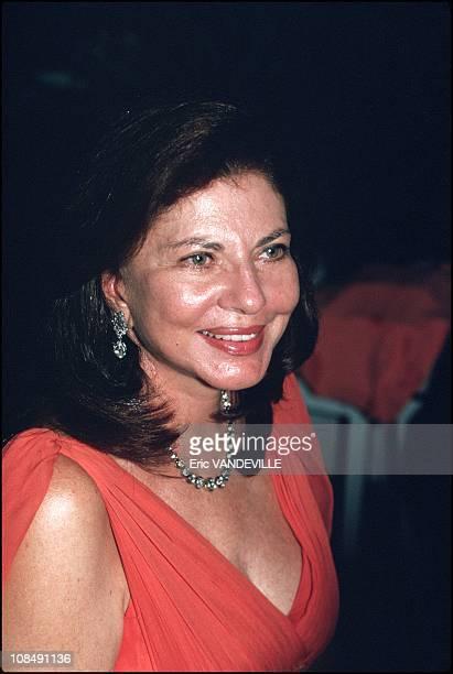 Princess Soraya in Marbella, Spain on July 28th, 1994.