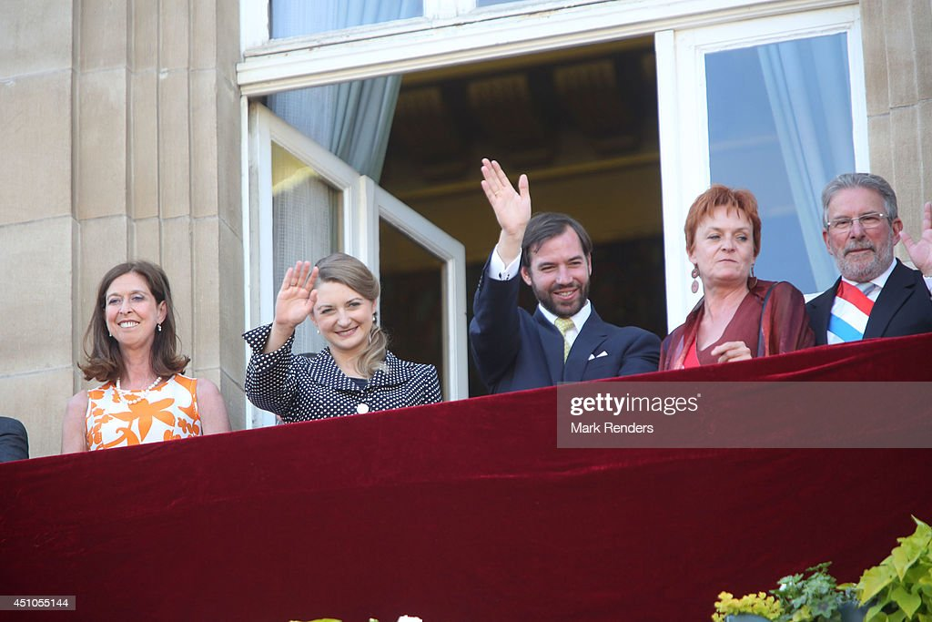 Luxembourg Celebrates National Day - Day One : News Photo