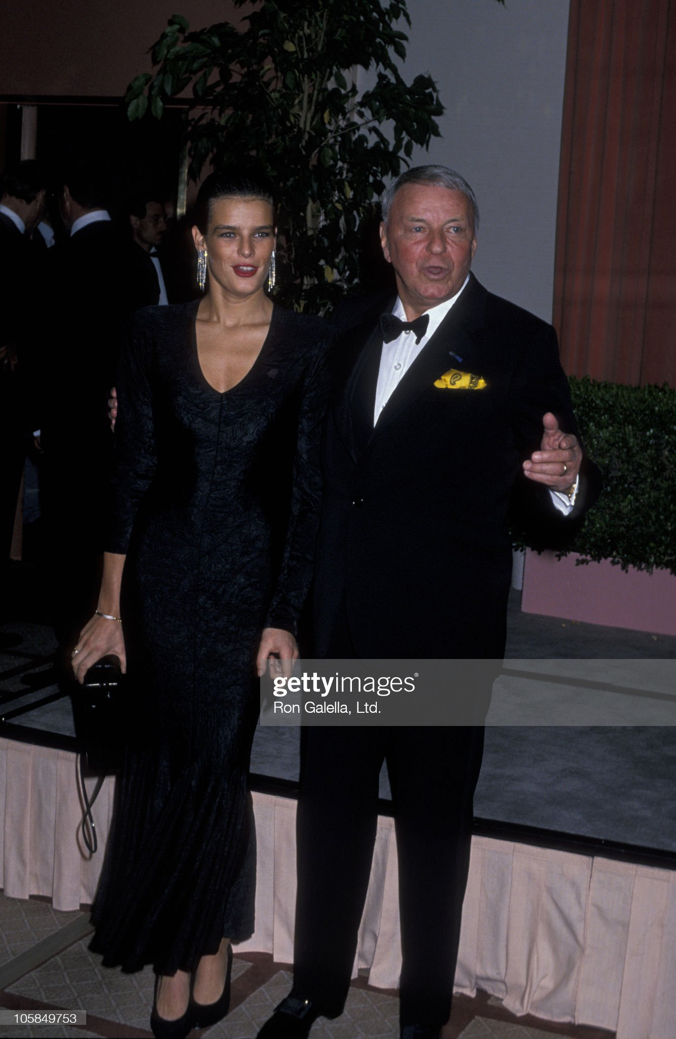 Princess Grace Foundation Gala Tribute to Cary Grant : News Photo