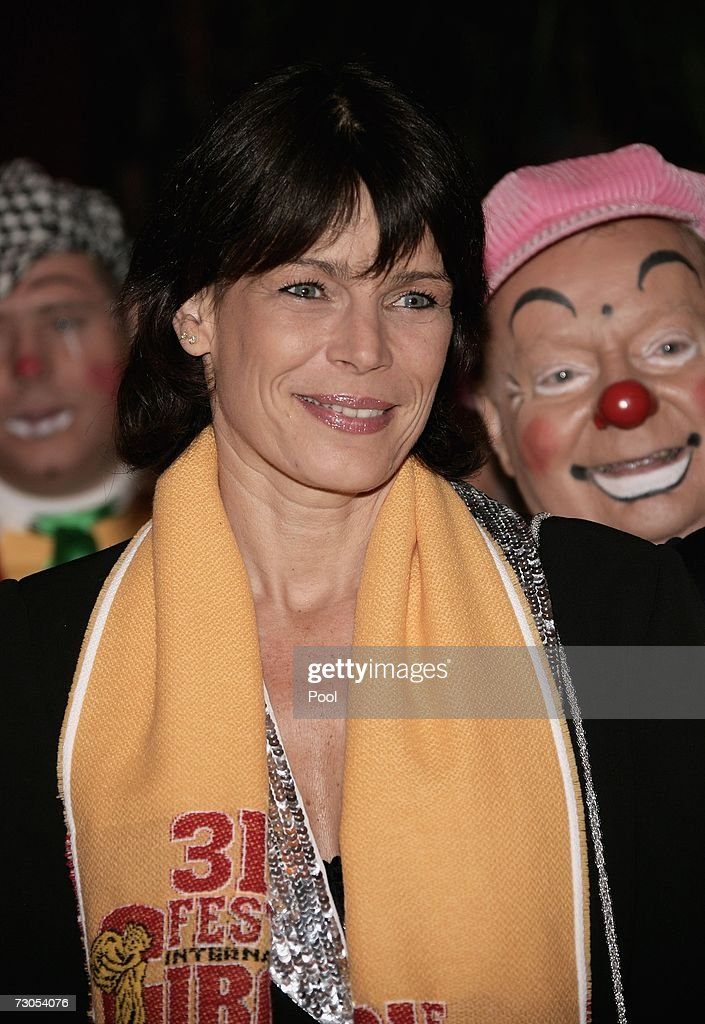 Princess Stephanie of Monaco attends the 31st International Circus Festival of Monte Carlo on January 20, 2007 in Monte Carlo, Monaco