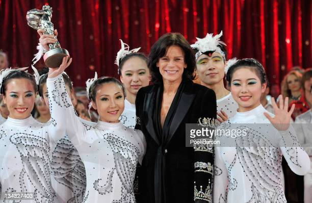 Princess Stephanie of Monaco attends the 35th Monte-Carlo International Circus Festival Gala on January 25, 2011 in Monte-Carlo, Monaco.