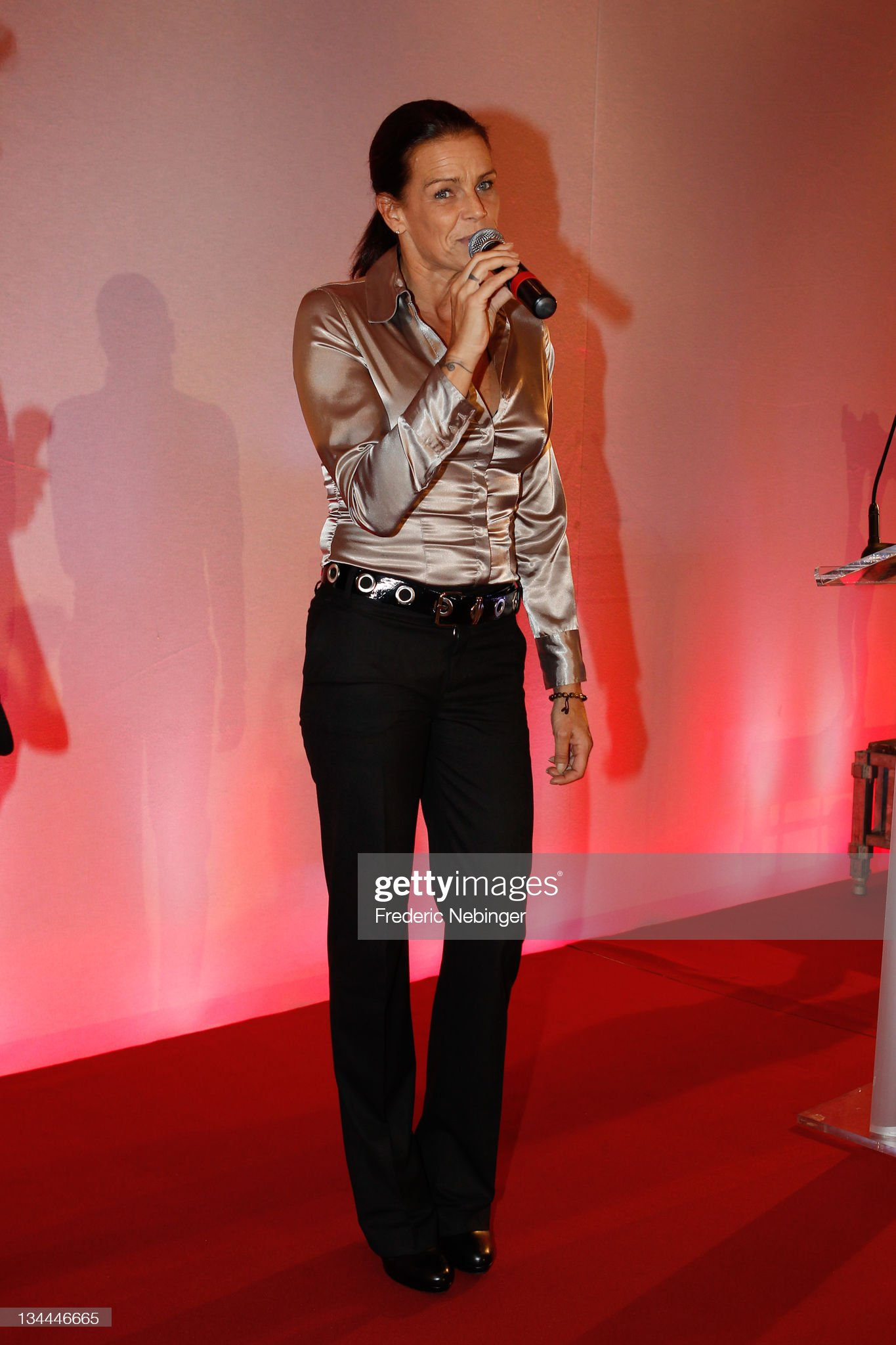 Fight Aids Monaco - Gala And Auction 2011 : News Photo