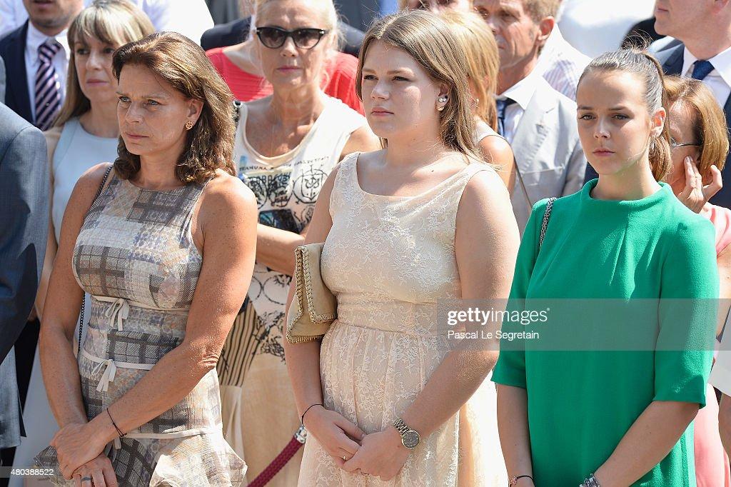 Prince Albert Of Monaco Celebrates 10 Years On The Throne : Day 1 : News Photo