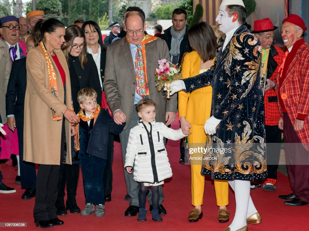 princess-stephanie-of-monaco-camille-gottlieb-prince-jacques-prince-picture-id1097006238