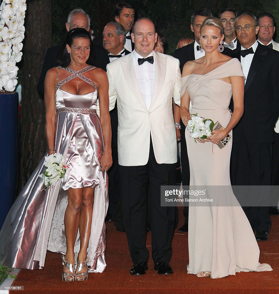 62nd Red Cross Ball In Monte-Carlo : News Photo