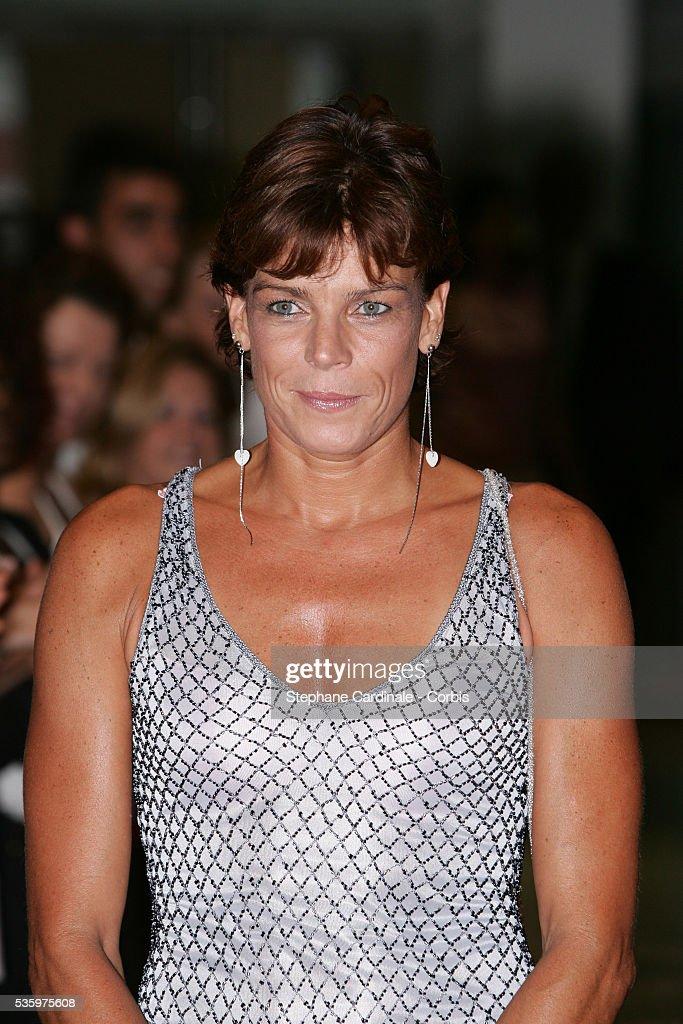 HSH Princess Stephanie of Monaco (Chairwoman of Fights Aids Monaco Association).