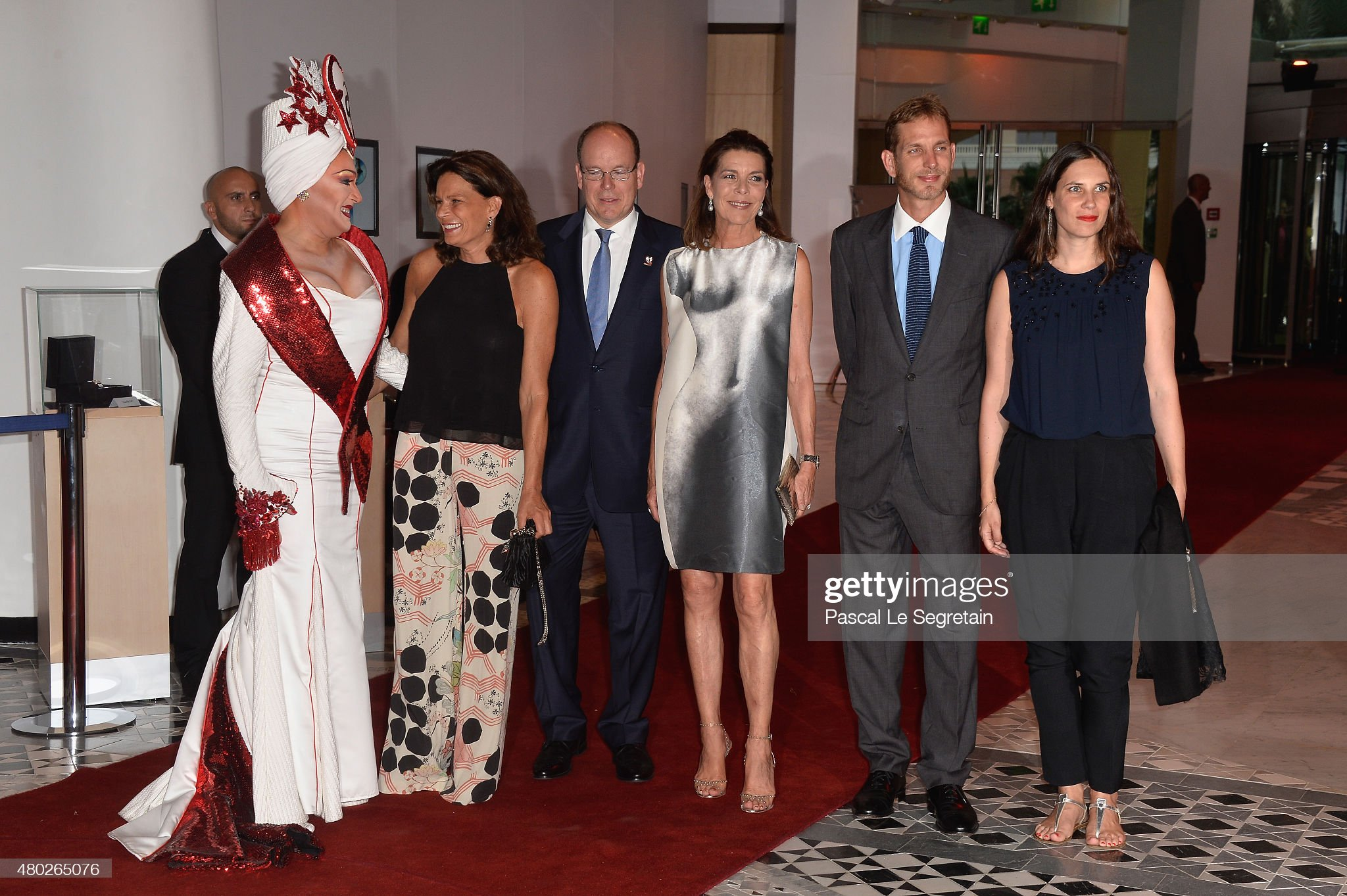 Fight Aids Charity Gala In Monte-Carlo : News Photo