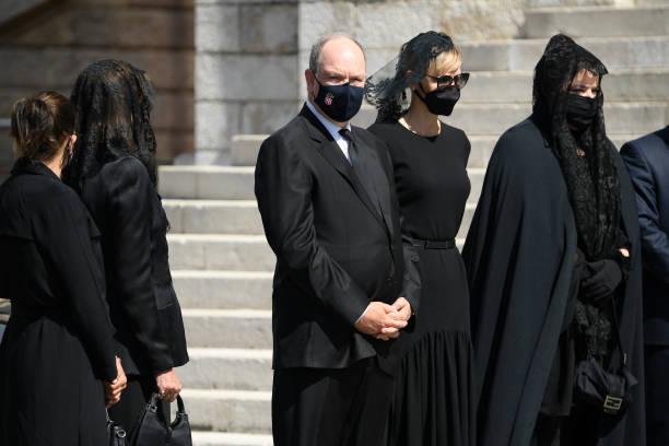 MCO: Elizabeth-Ann De Massy's Funerals In Monaco