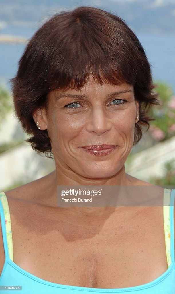 Princess Stephanie of Monaco seen during the 46th annual Monte Carlo Television Festival at the Forum Grimaldi, on July 1st , 2006 in Monte Carlo, Monaco.
