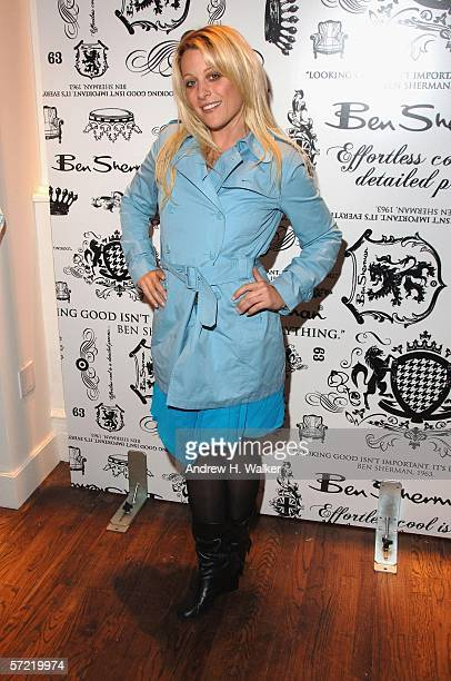 Princess Superstar attends the launch of Ben Sherman's first official US Flagship Store on March 30 2006 in New York City