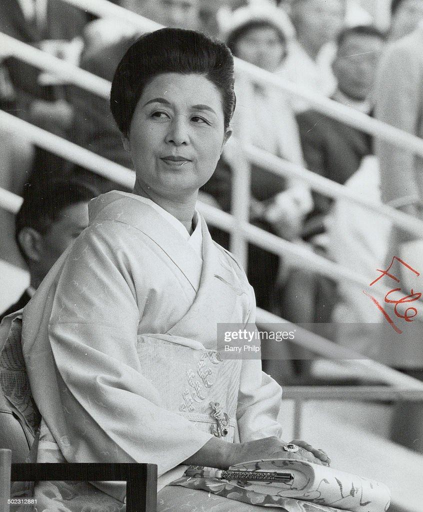 Princess Takamatsu of Japan : News Photo