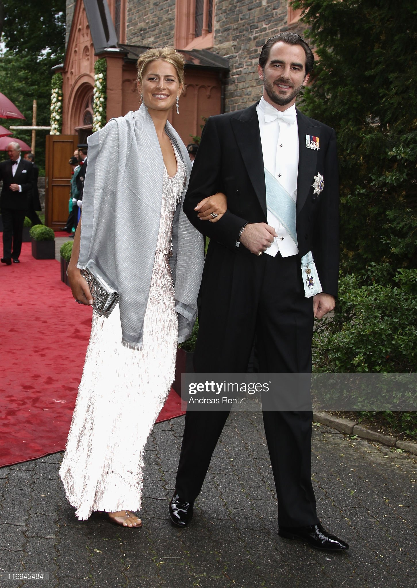 Princess Nathalie Zu Sayn-Wittgenstein-Berleburg Marries Alexander Johannsmann : News Photo