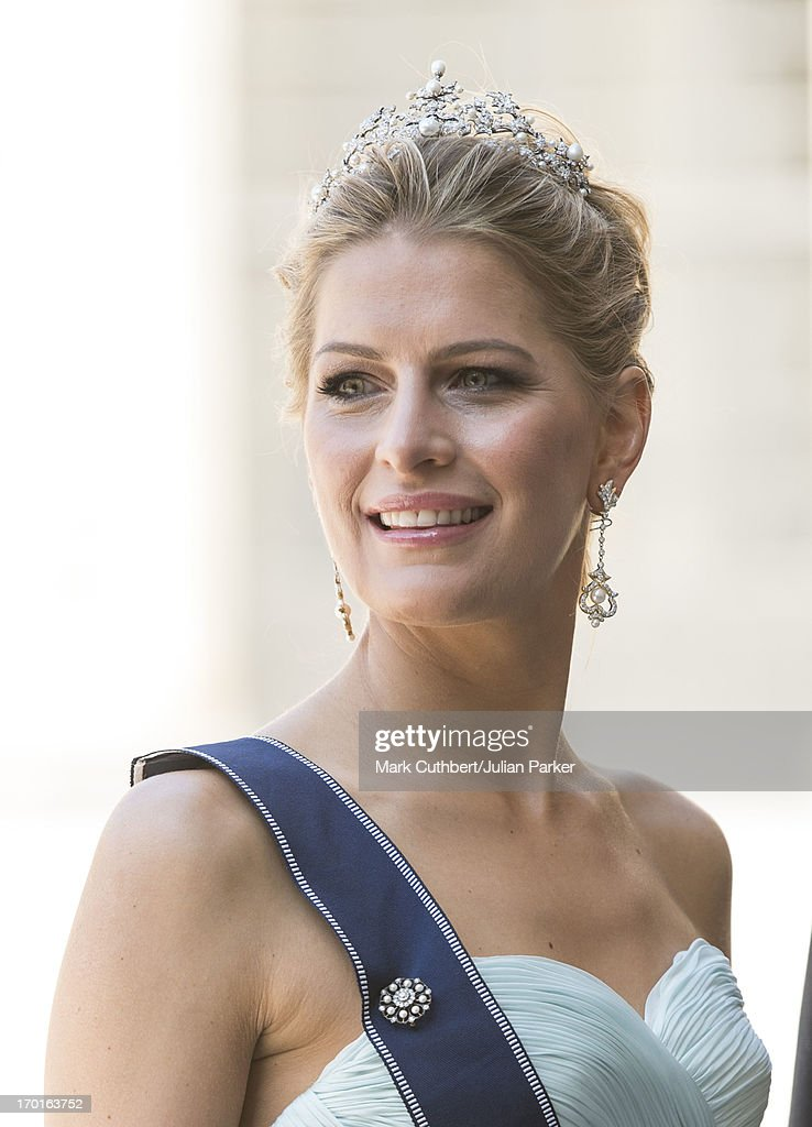 Wedding Of Princess Madeleine & Christopher O'Neill : ニュース写真
