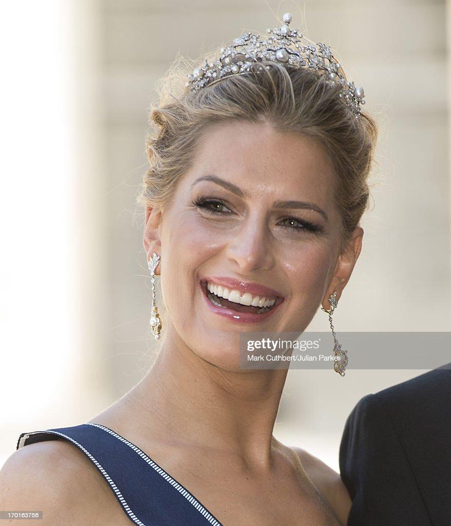 Wedding Of Princess Madeleine & Christopher O'Neill : News Photo
