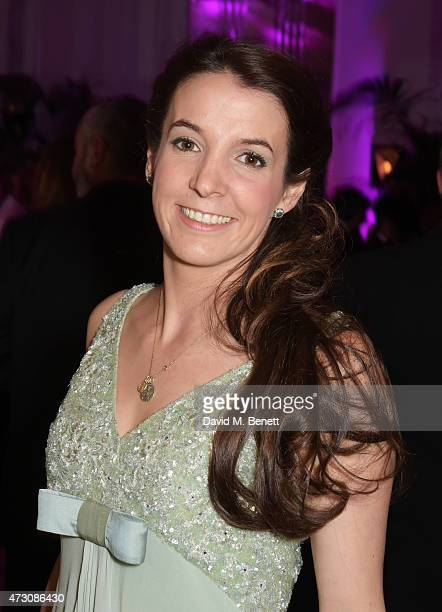 Princess Tessy of Luxembourg attends the Spring Gala In Aid of the Red Cross War Memorial Children's Hospital hosted by QBF and Kerzner Calliva at...