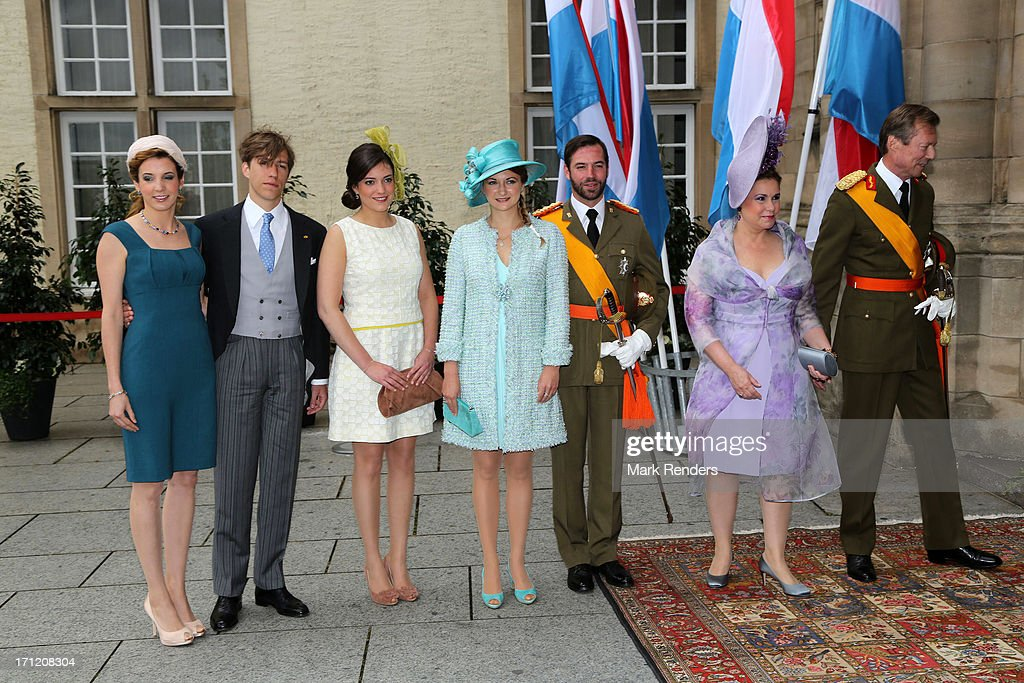 Luxembourg Celebrates National Day - Day 2