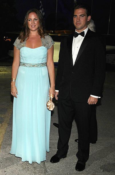 Golden Wedding Anniversary of Konstantin II and Annemarie of Greece ...