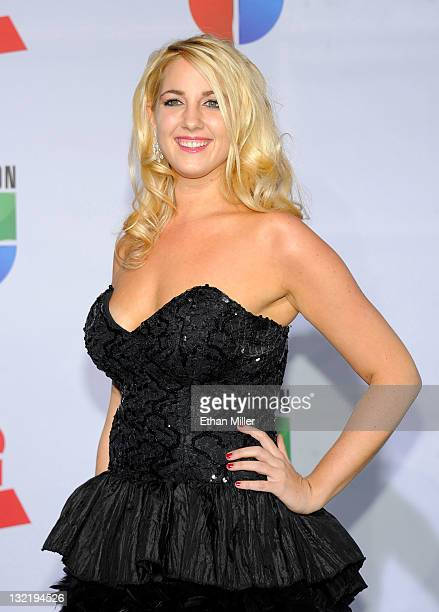 Princess Theodora of Greece and Denmark arrives at the 12th annual Latin GRAMMY Awards at the Mandalay Bay Resort Casino on November 10 2011 in Las...