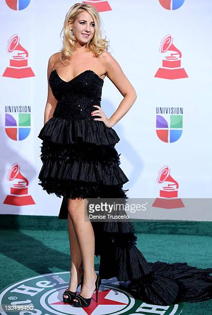 Princess Theodora of Greece and Denmark arrives at the 12th Annual Latin GRAMMY Awards held at the Mandalay Bay Resort Casino on November 10 2011 in...