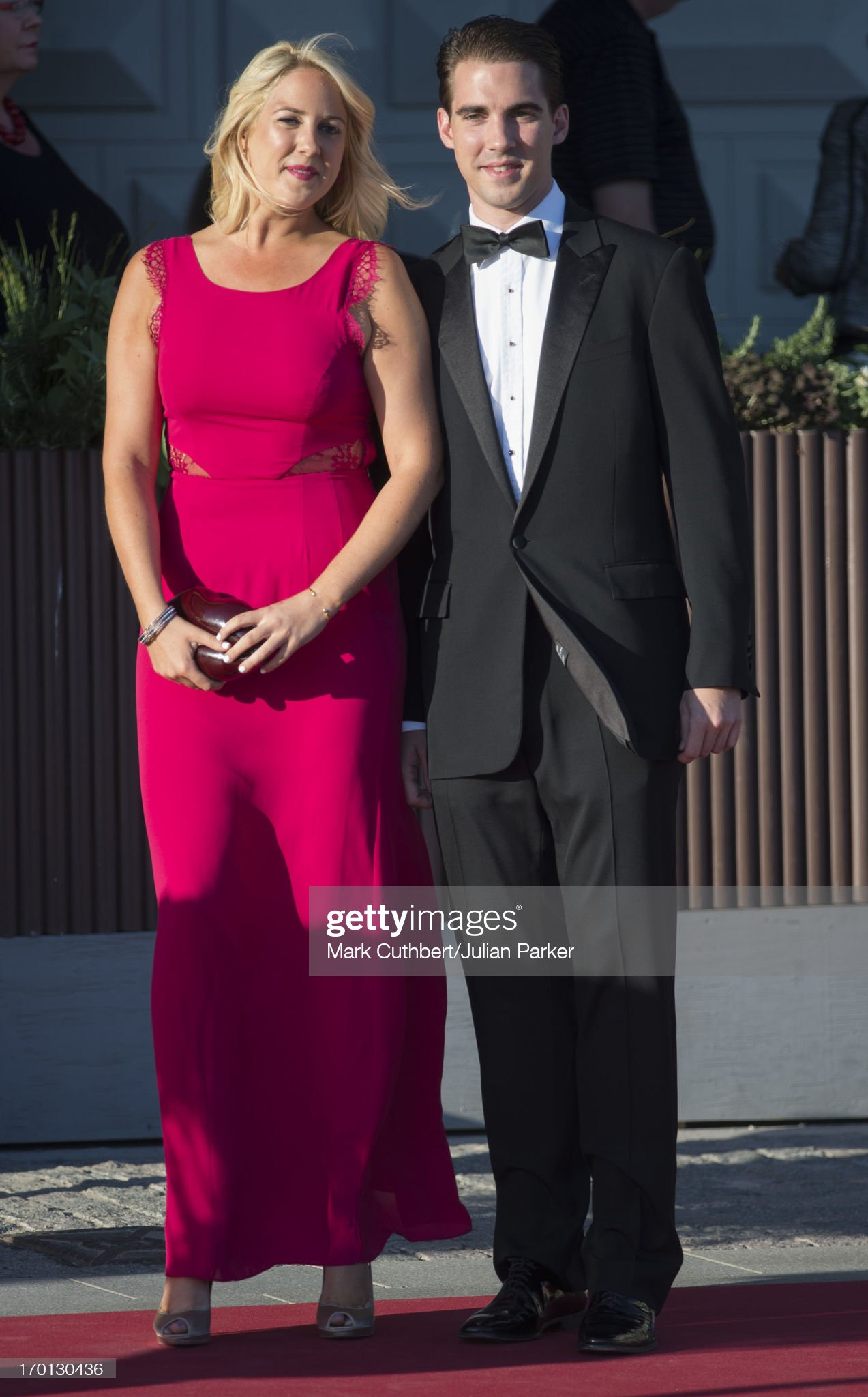King Carl XVI Gustaf & Queen Silvia Of Sweden Host A Private Dinner Ahead Of The Wedding Of Princess Madeleine & Christopher O'Neill - Arrivals : News Photo