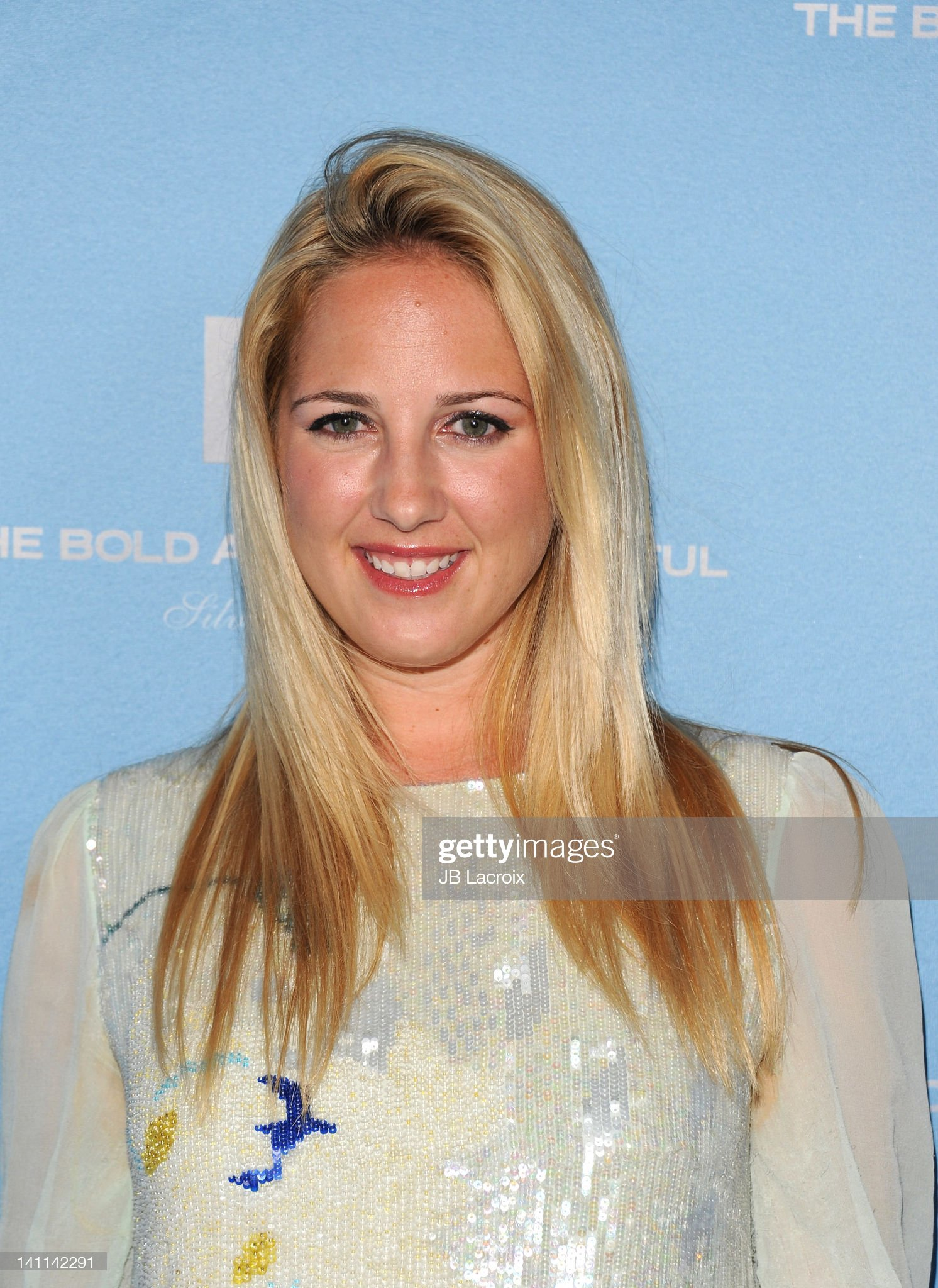 """""""The Bold And The Beautiful"""" 25th Silver Anniversary Celebration : News Photo"""