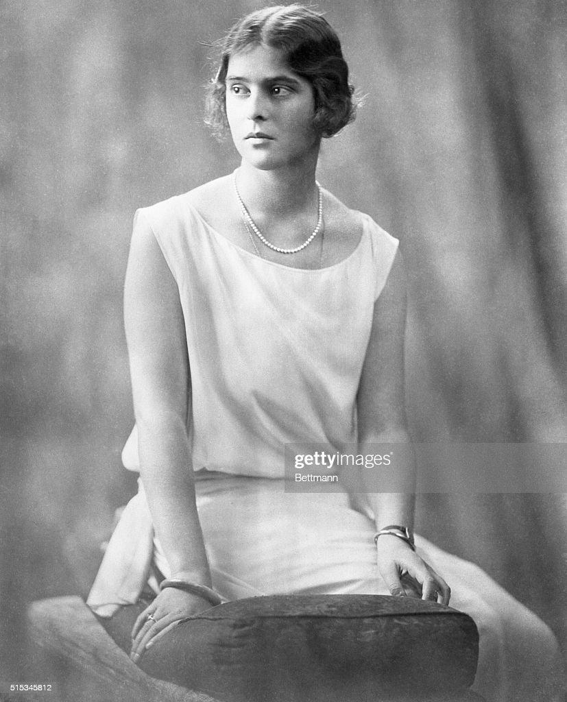 Princess Theodora of Greece : Nachrichtenfoto