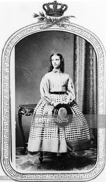 Princess Thyra of Denmark, Duchess of Cumberland and Hanover. .