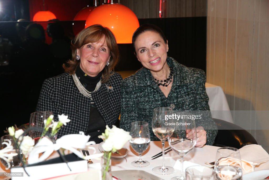 Chanel Christmas Dinner In Munich : News Photo