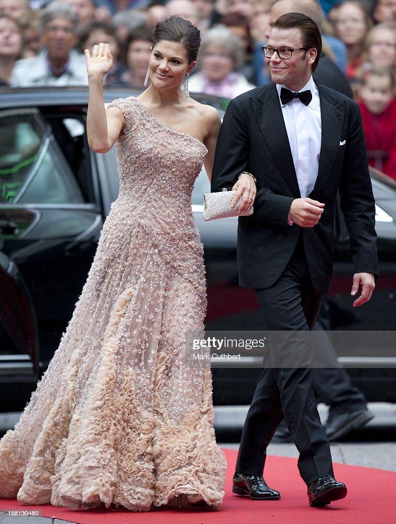 Swedish Royal Wedding Pre Wedding Concert - Stockholm : News Photo