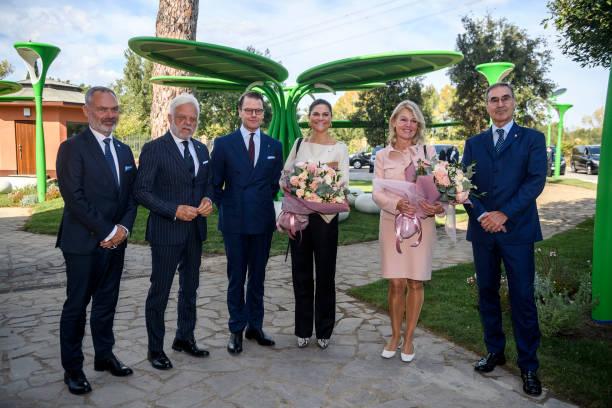 ITA: Day 1 - Swedish Royals Visit Rome