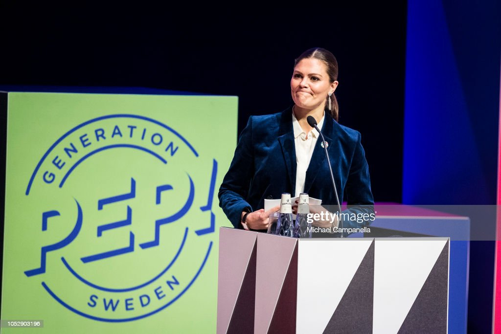 CASA REAL DE SUECIA - Página 62 Princess-victoria-of-sweden-gives-a-speech-at-the-generation-pep-pep-picture-id1052903196