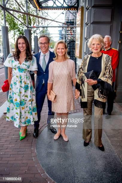Princess Viktoria de Bourbon de Parme Prince Jaime de Bourbon de Parme Princess Carolina de Bourbon de Parme and Princess Irene of the Netherlands...