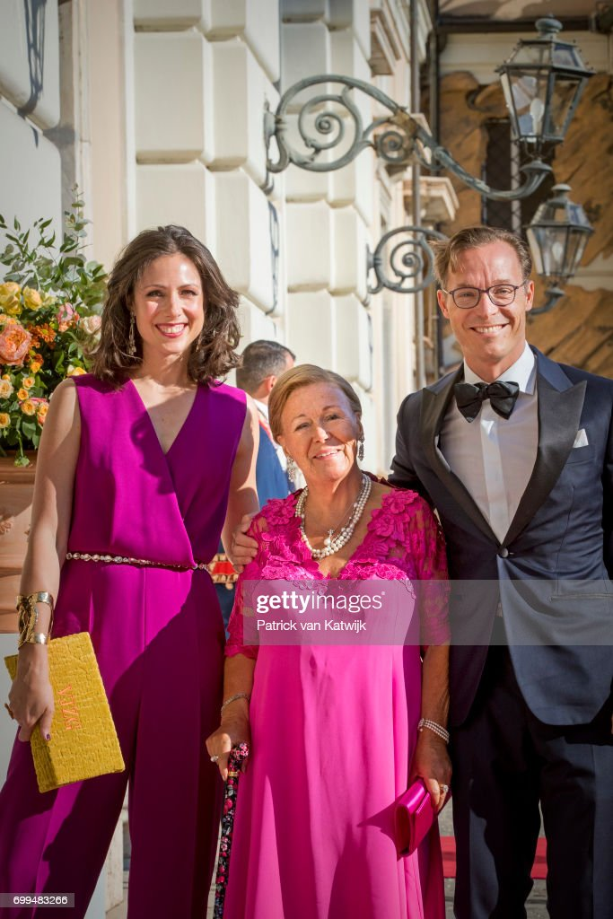 King And Queen Of The Netherlands Visit Italy : Day Two : News Photo