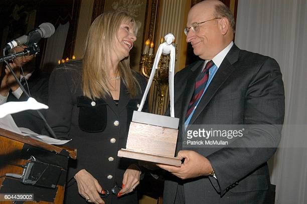 Princess Yasmin Aga Khan and John K. Castle attend The First Annual National Physician of the Year Awards at Metropolitan Club on March 15, 2006 in...