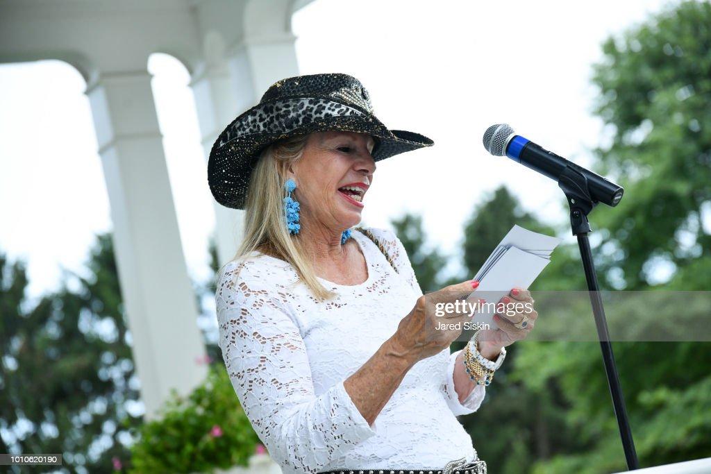 Alzheimer's AssociationHosts RitaHayworthGala Hamptons Kickoff Event : News Photo