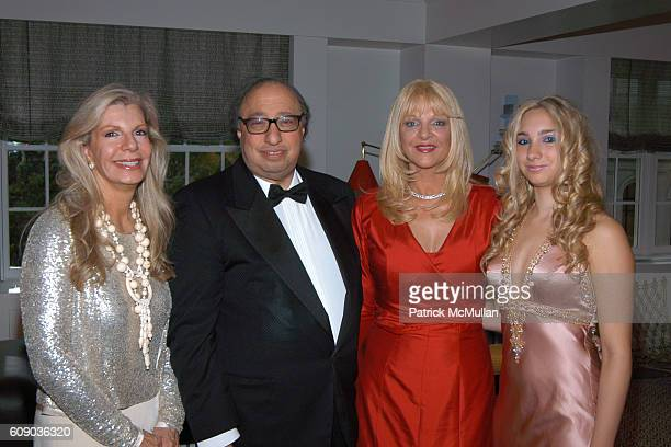 Princess Yasmin Aga Khan John Catsimatidis Margo Catsimatidis and Nandrea Catsimatidis attend Kickoff Party Celebrating The Alzheimer's Association...