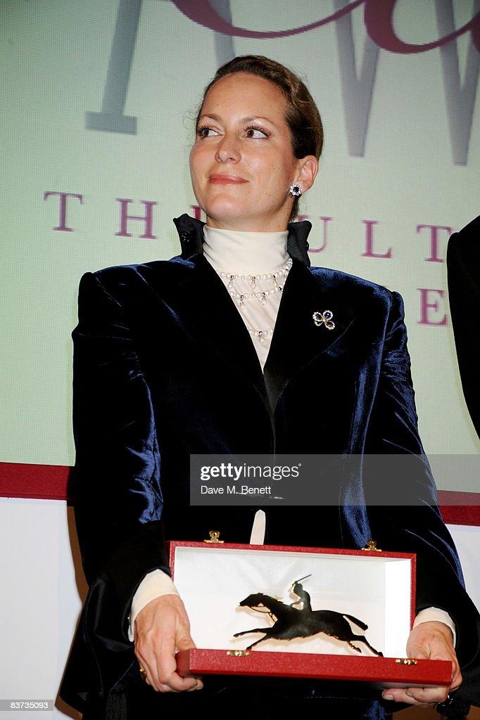 Cartier Racing Awards 2008 : News Photo