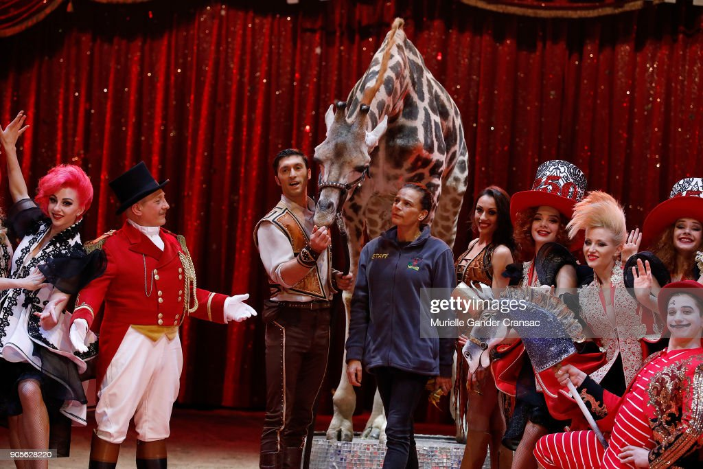 42nd International Circus Festival In Monte-Carlo : Photocall