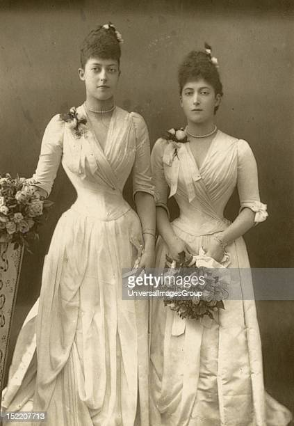 Princesses Victoria and Maud Woodbury Princess Maud of Wales was Queen of Norway as spouse of King Haakon VII She was a member of the British Royal...