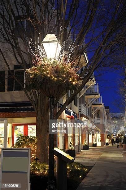 プリンストンの夜 - ニュージャージー州 プリンストン ストックフォトと画像